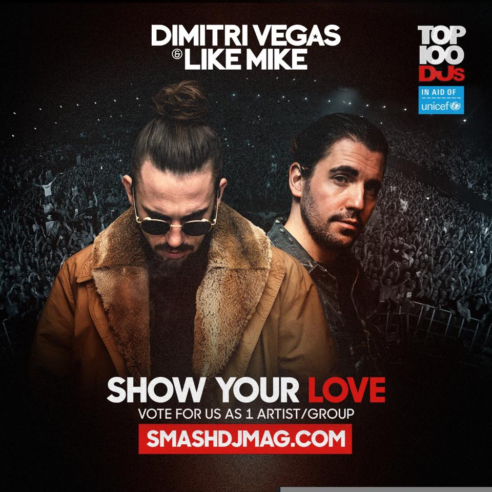 add Vote DV LM DJ Mag 2018